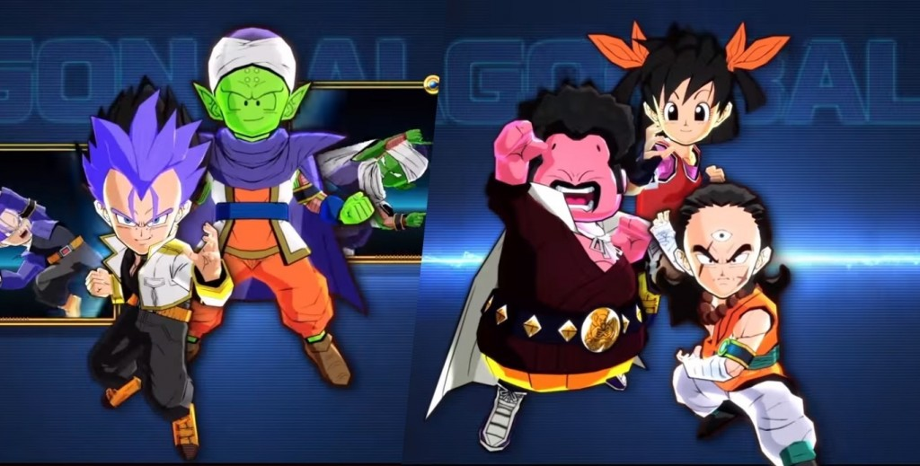 Some fusions in the game, can you name them all?
