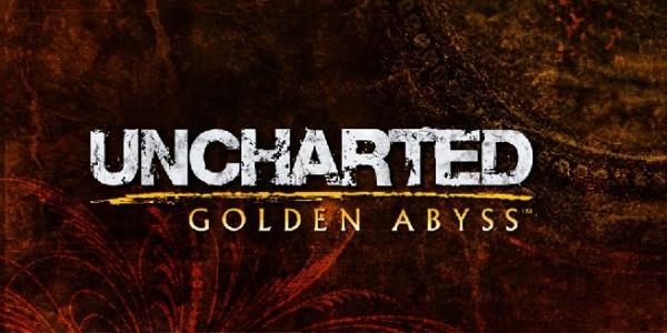 UnchartedGoldenAbyssLogo