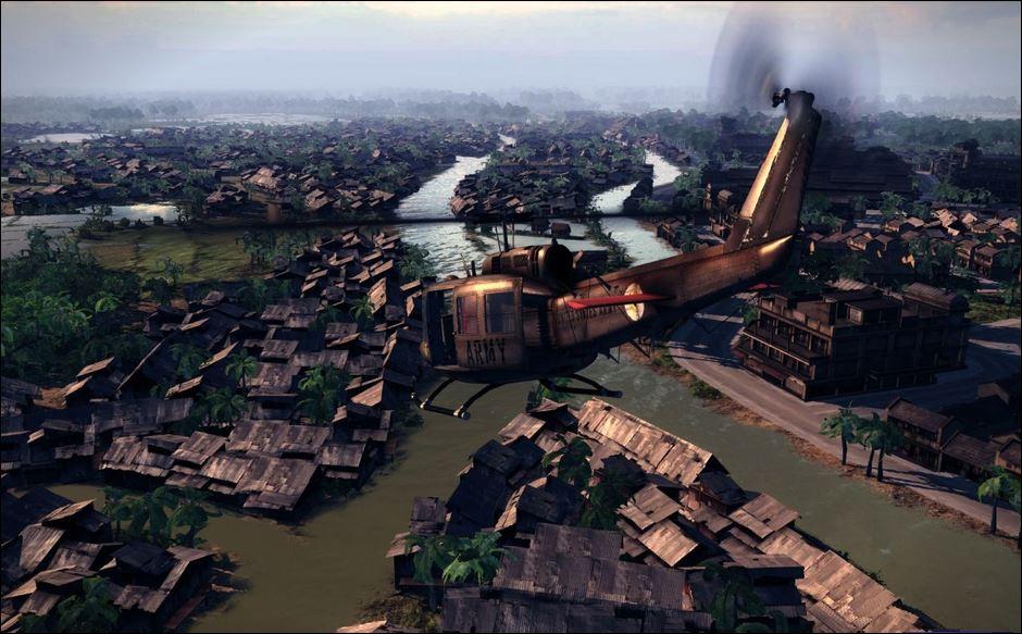 Vietnam screen
