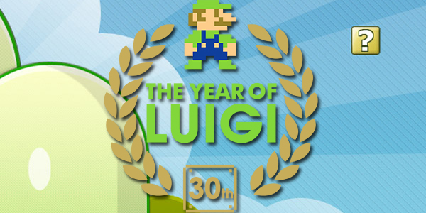 Year of Luigi Featured