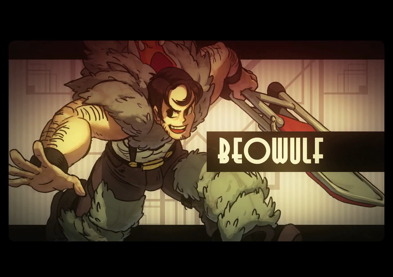 an analysis of the antagonistic traits of beowulf in the play beowulf After beowulf vanquishes grendel and begins his pursuit of grendel's mother, he engages in another event that is archetypal of epic heroes: venturing alone into an.