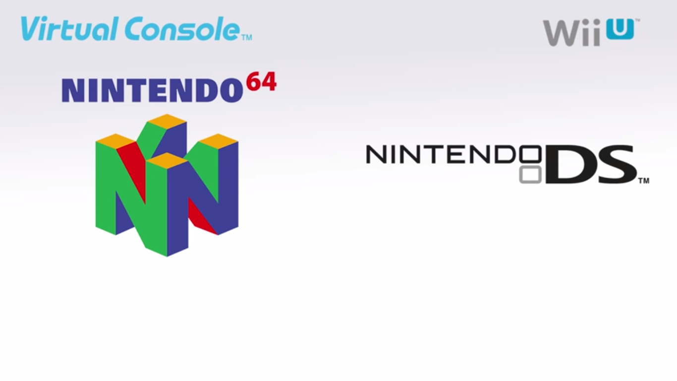 virtual console DS N64