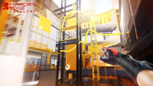 Mirrors Edge Catalyst - Screenshots von der gamescom 2015