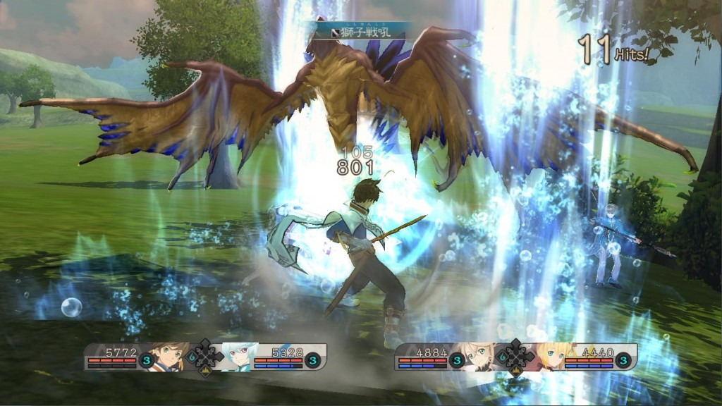 Tales-Of-Zestiria-Battle