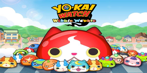 yokai watch wibble wobble header