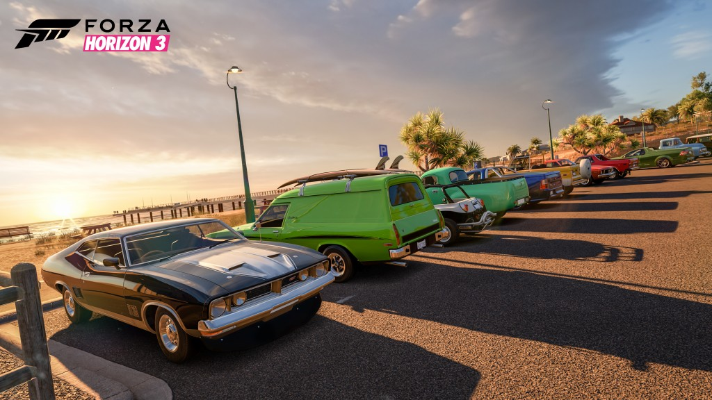 Classic Muscle Cars In Forza Horizon Image Gallery Hcpr