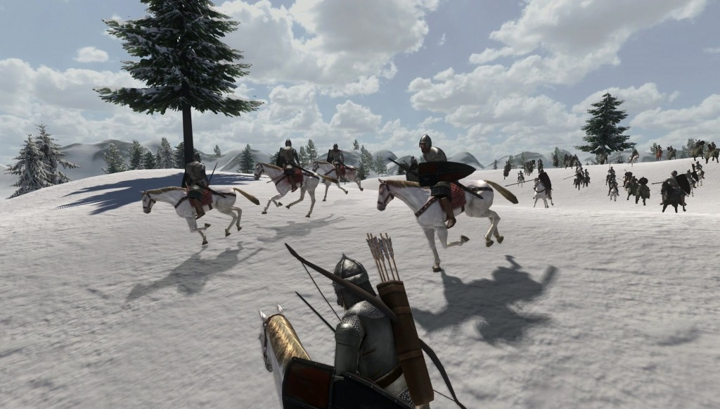 how to give fiefs in mount and blade warband
