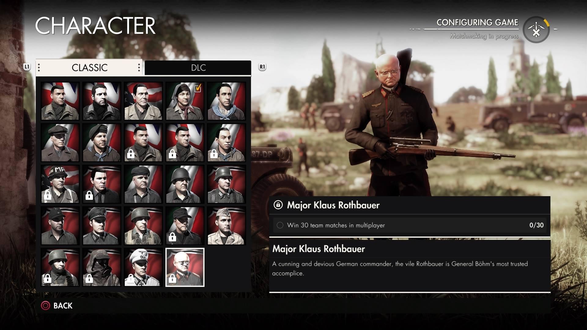 Sniper elite 3 survival matchmaking