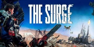 The Surge header