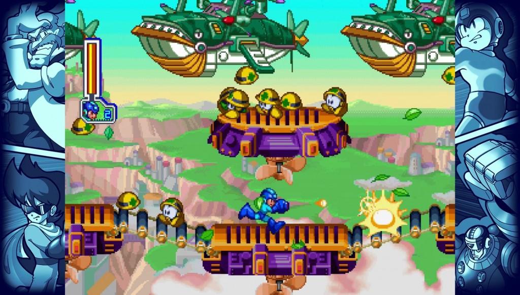 MMLC2 - Mega Man 8
