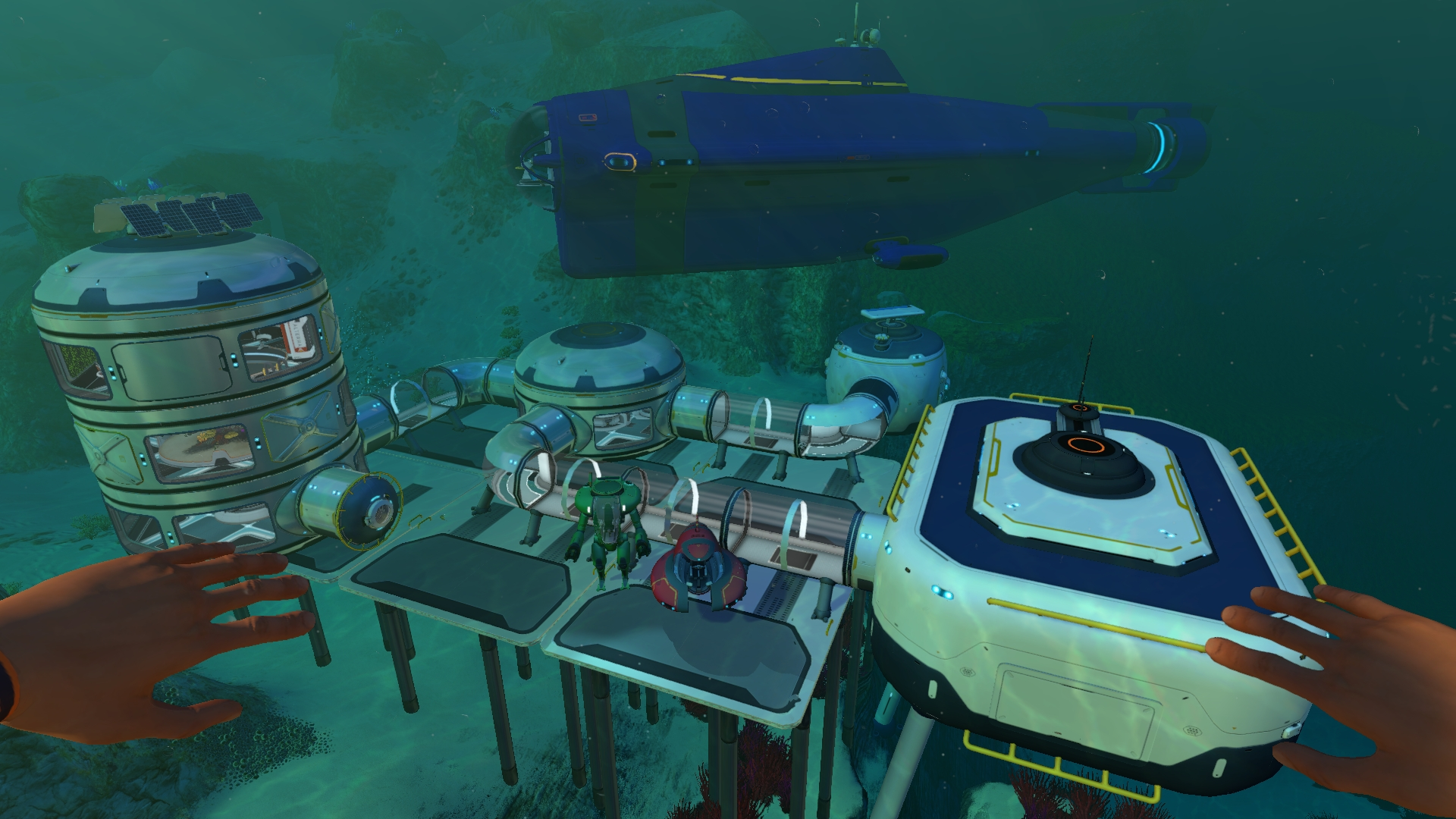Review Subnautica Early Access September 17