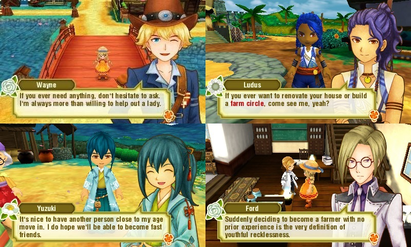 harvest moon skytree village bachelorettes guide