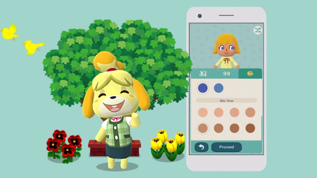 Banner-AnimalCrossing-PocketCamp-CharacterCustomization