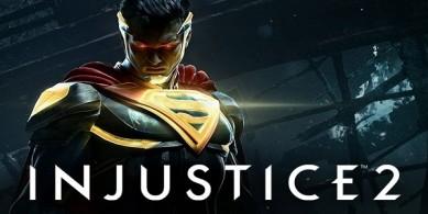 Injustice 2 - header