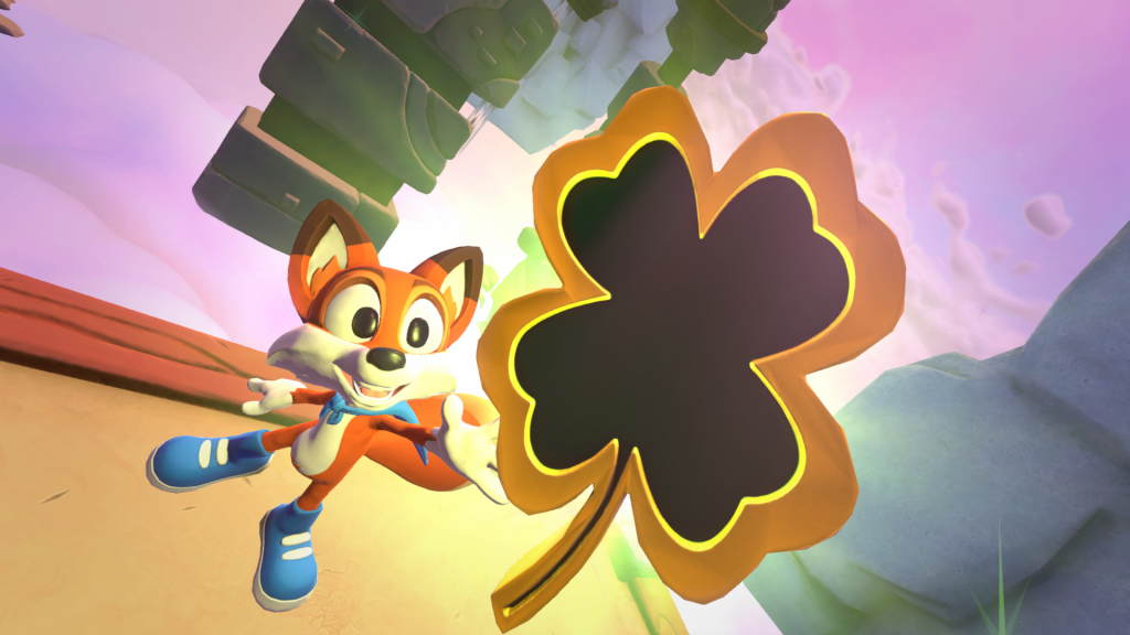 Lucky Clovers are the most important items in the game