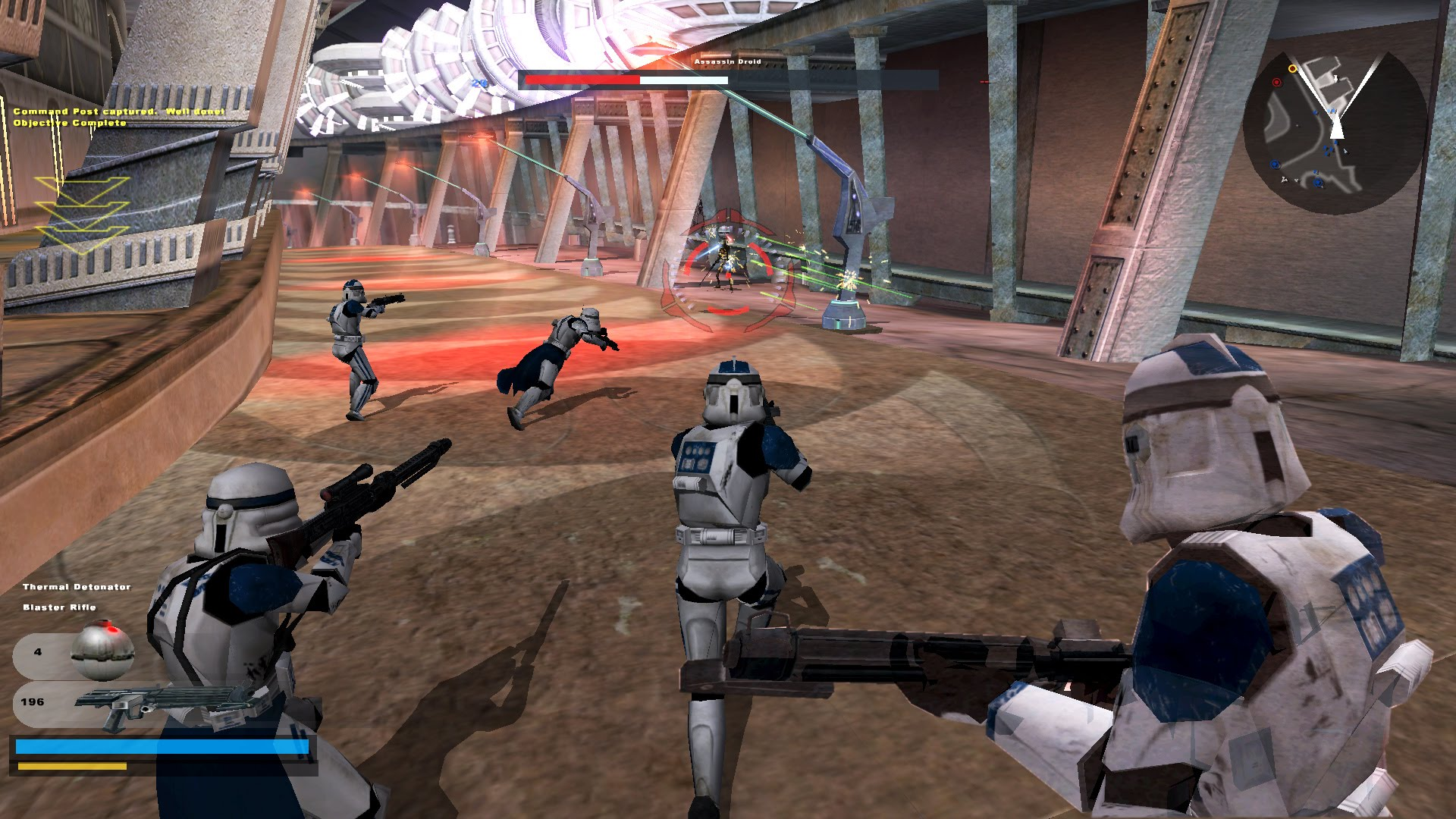 Ps2 Games All Of Them : Backlog review star wars battlefront gamingboulevard