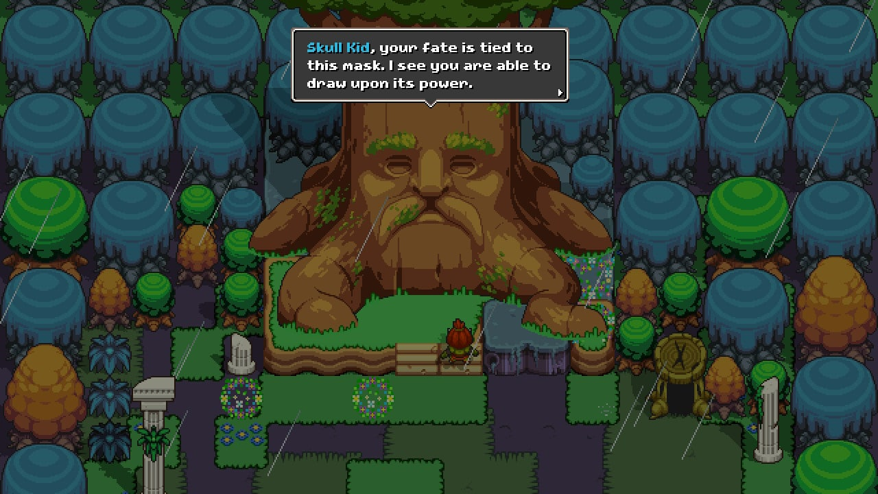 Review Cadence Of Hyrule Dlc Symphony Of The Mask Gamingboulevard