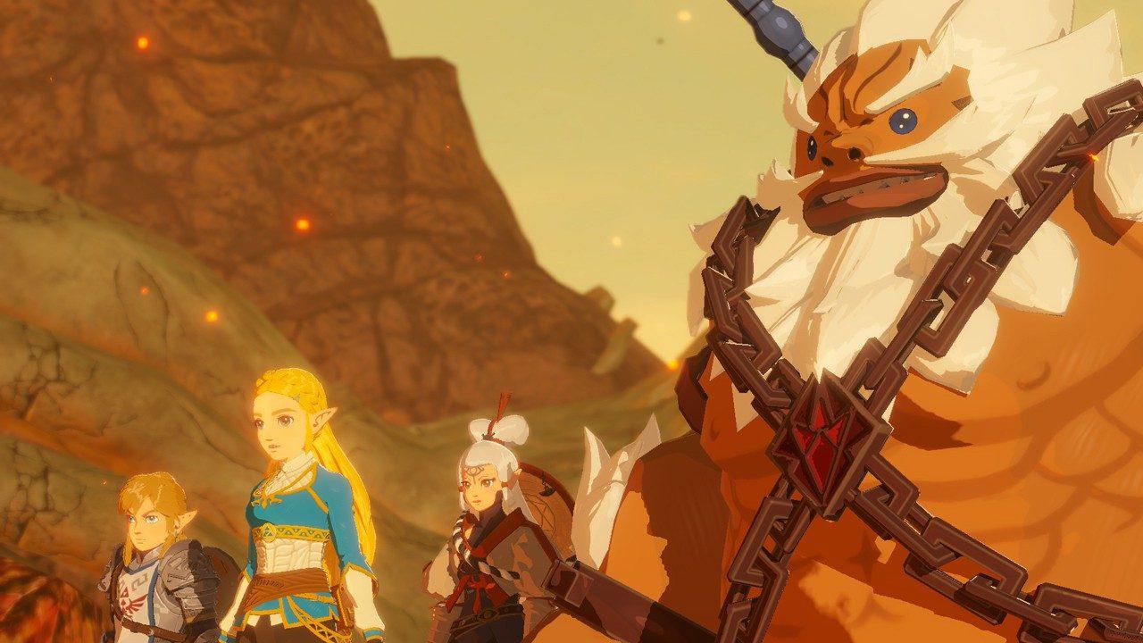 Review Hyrule Warriors Age Of Calamity Gamingboulevard